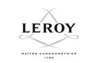 logo marque montre leroy