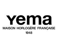 Yema marque montre logo