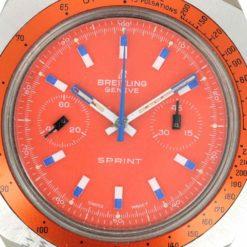 montre bracelet Breitling sprint cadran