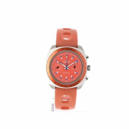 montre bracelet breitling sprint cadran 3