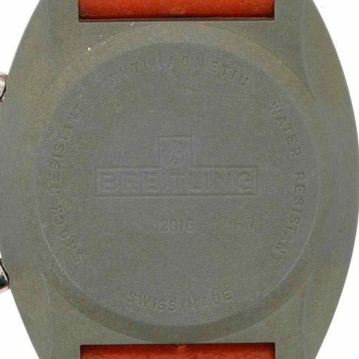 montre bracelet Breitling sprint fond