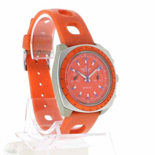 montre bracelet Breitling sprint lunette