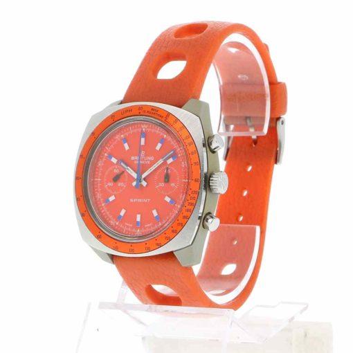 montre bracelet Breitling sprint remontoir