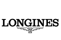 Longines logo watch collection wristwatch