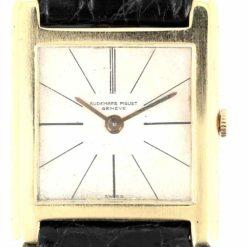 montre bracelet Audemars Piguet carrée cadran 3