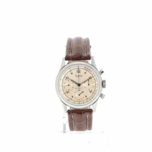 montre bracelet Breitling chronographe cadran 2