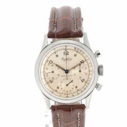 montre bracelet Breitling chronographe cadran 3