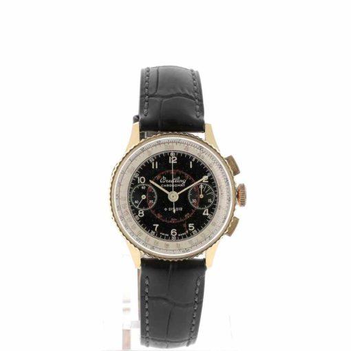 montre bracelet Breitling chronomat cadran 2