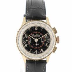 montre bracelet Breitling chronomat cadran