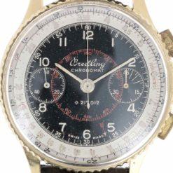 montre bracelet Breitling chronomat cadran 3