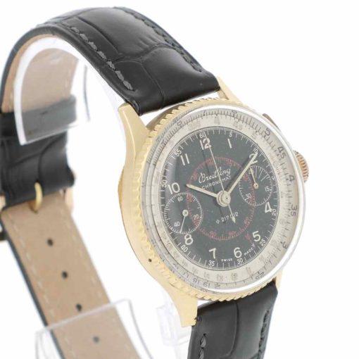 montre bracelet Breitling chronomat lunette