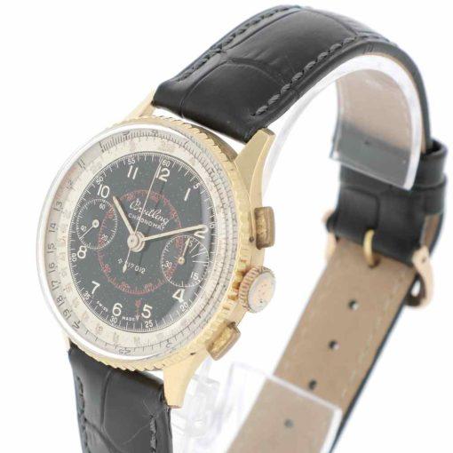 montre bracelet Breitling chronomat remontoir