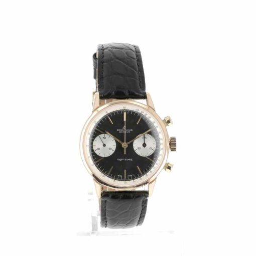 montre bracelet Breitling top time cadran 2