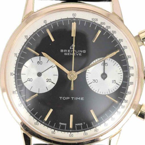 montre bracelet Breitling top time cadran 3