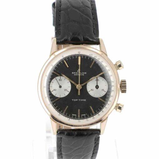 montre bracelet Breitling top time cadran