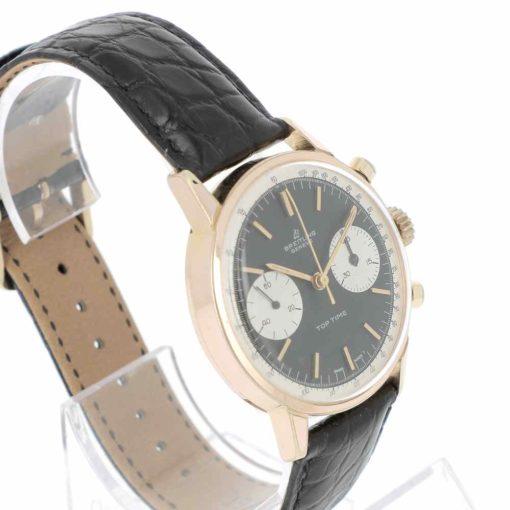 montre bracelet Breitling top time lunette