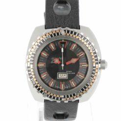 montre bracelet Enicar sherpa star diver cadran