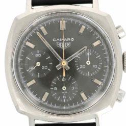 montre bracelet Heuer camaro cadran 2