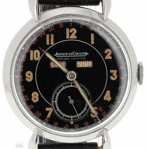 montre bracelet Jaeger Lecoultre cadran 3