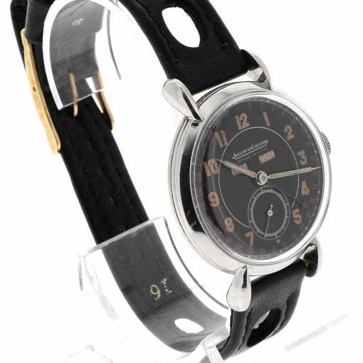 montre bracelet Jaeger Lecoultre cadran lunette