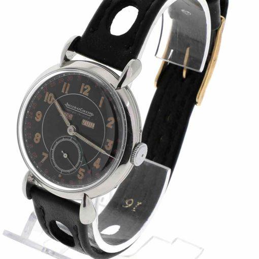 montre bracelet Jaeger Lecoultre remontoir