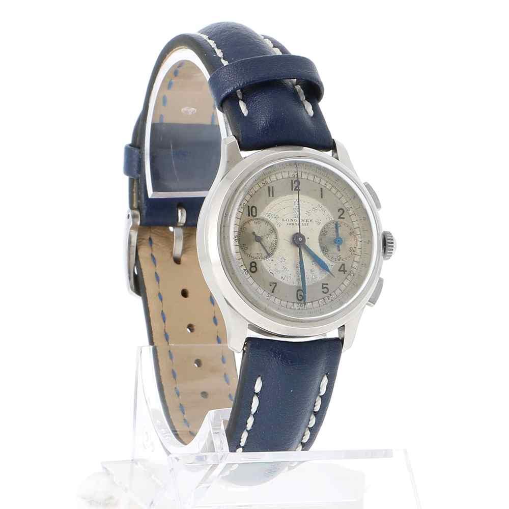 montre longines chronographe 13zn occasion achetez en ligne sur watch montre paris. Black Bedroom Furniture Sets. Home Design Ideas