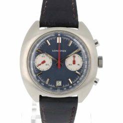 montre bracelet Longines chronographe cadran 2