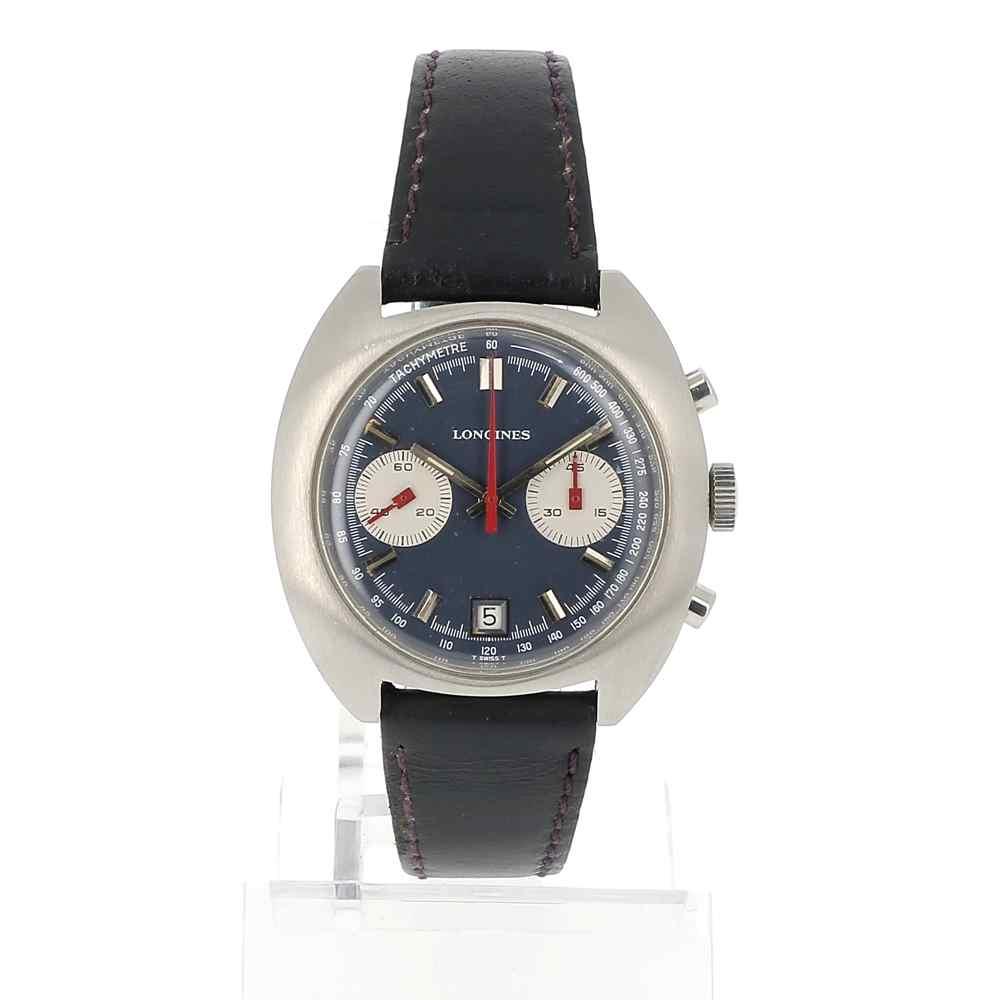 montre longines chronographe occasion achetez en ligne sur watch montre paris. Black Bedroom Furniture Sets. Home Design Ideas