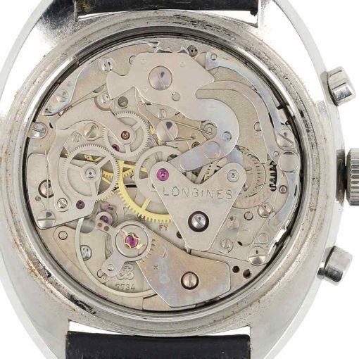 montre bracelet Longines chronographe mouvement