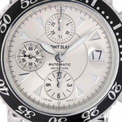 montre bracelet Montblanc meisterstuck cadran 3