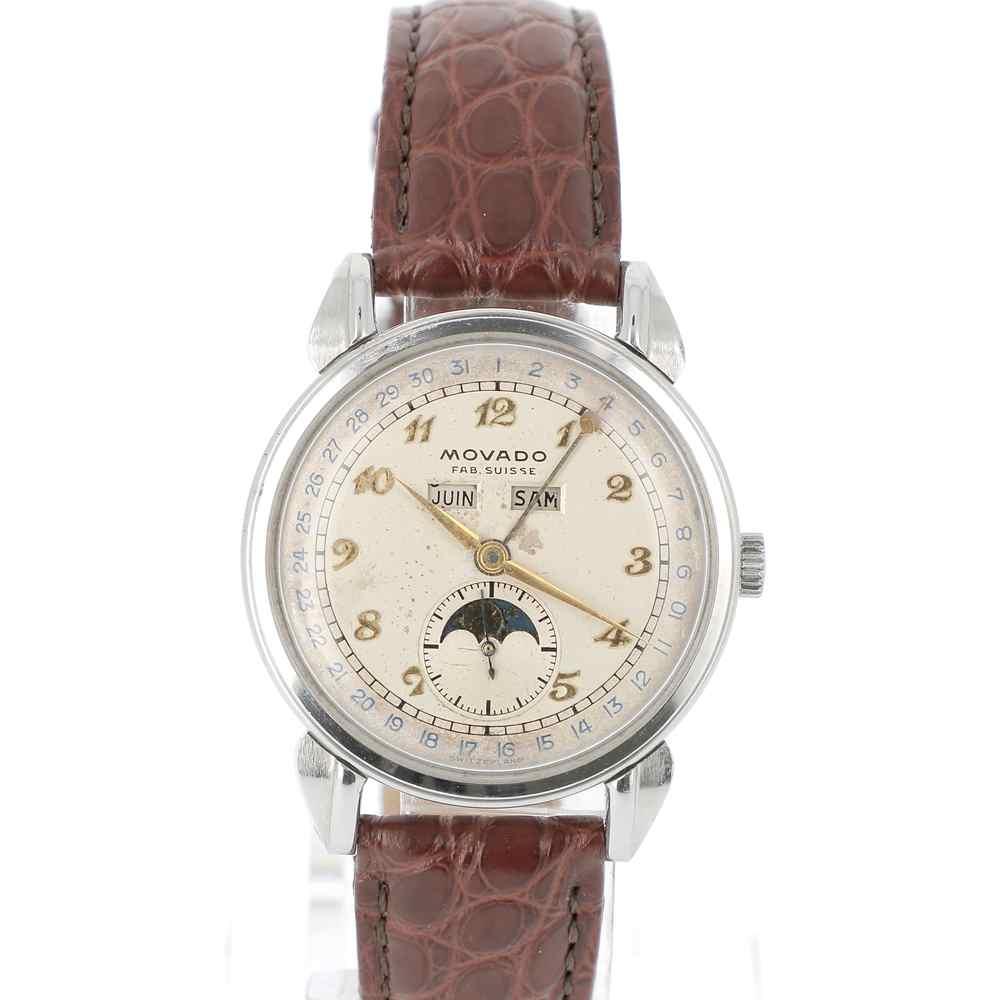 montre movado celestograf occasion achetez en ligne sur watch montre paris. Black Bedroom Furniture Sets. Home Design Ideas