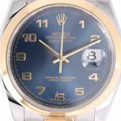 montre bracelet Rolex datejust 16203 cadran
