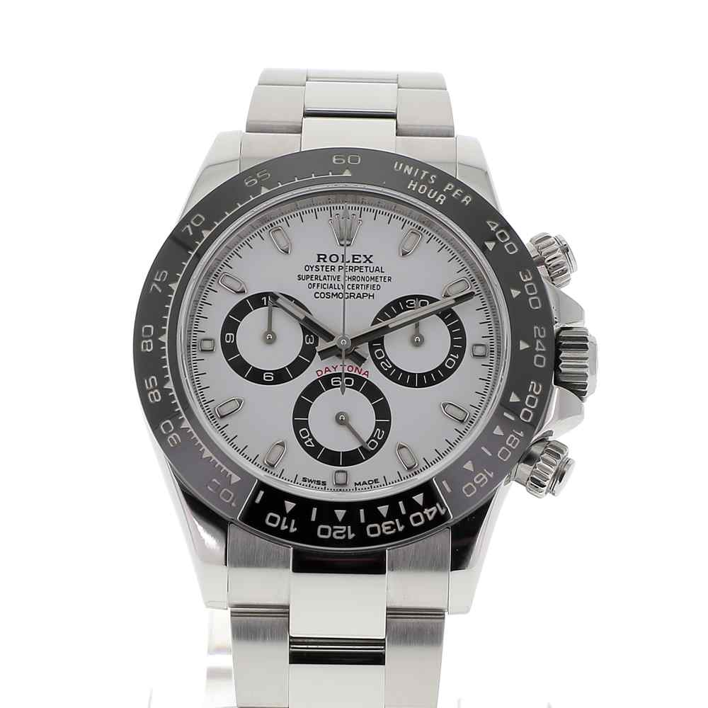 montre rolex daytona c ramique 116500 occasion achetez. Black Bedroom Furniture Sets. Home Design Ideas