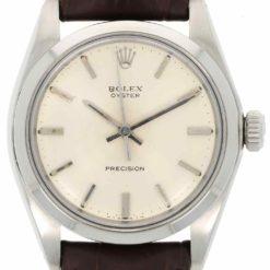 montre bracelet Rolex oyster precision 2 cadran 3