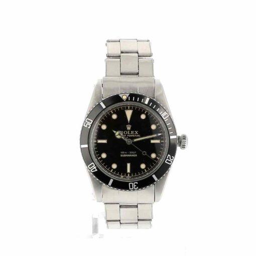 montre bracelet Rolex submariner 5508 cadran 2