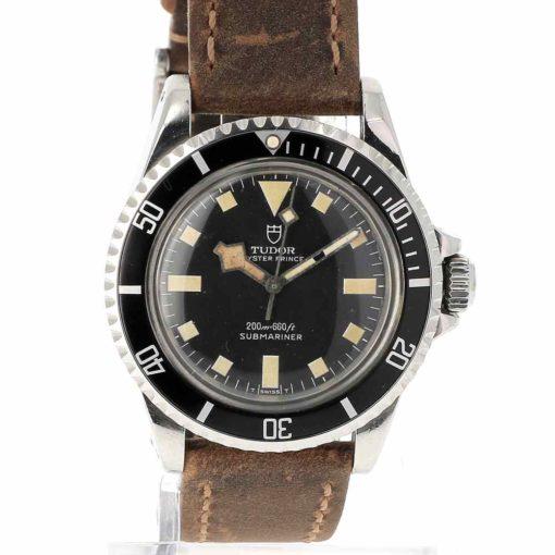 montre bracelet Tudor submariner 94010 cadran 2
