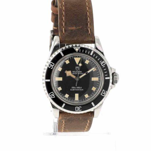 montre bracelet Tudor submariner 94010 cadran 3