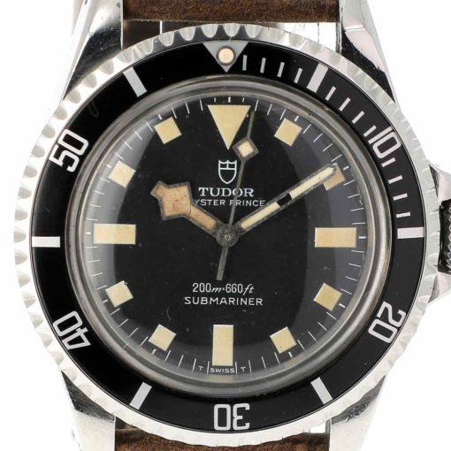 montre bracelet Tudor submariner 94010 cadran