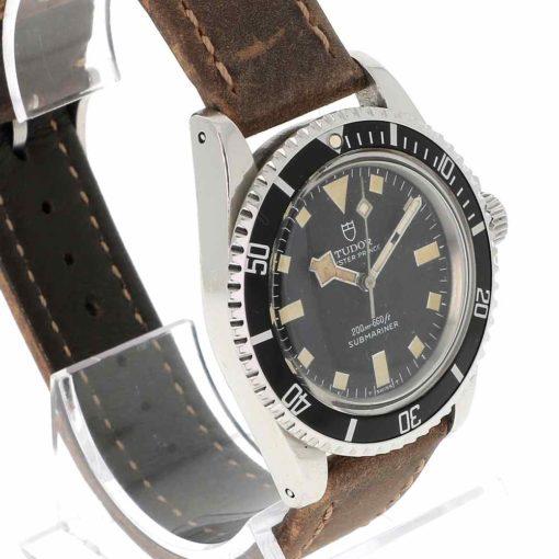 montre bracelet Tudor submariner 94010 lunette