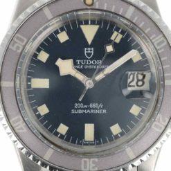 montre bracelet Tudor submariner 9411 cadran 3
