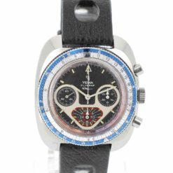 montre bracelet Yema flygraf cadran 2