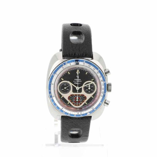 montre bracelet Yema flygraf cadran