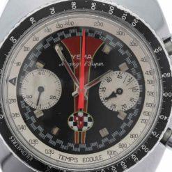 montre bracelet Yema meangraf super cadran 3