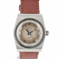 montre bracelet Zenith defy cadran 2