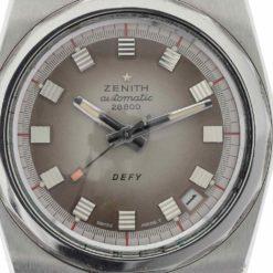 montre bracelet Zenith defy cadran 3