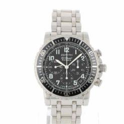 montre bracelet Zenith el primero fly back cadran 2