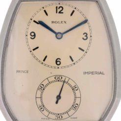 montre de poche Rolex prince cadran