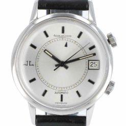 montre bracelet Jaeger Lecoultre memovox cadran 2