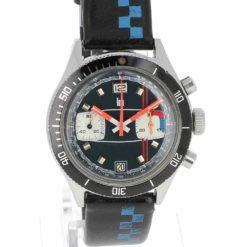 montre bracelet Lip chronographe cadran 2