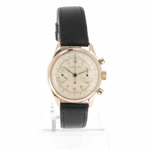 montre bracelet Mathey Tissot chronographe cadran 3
